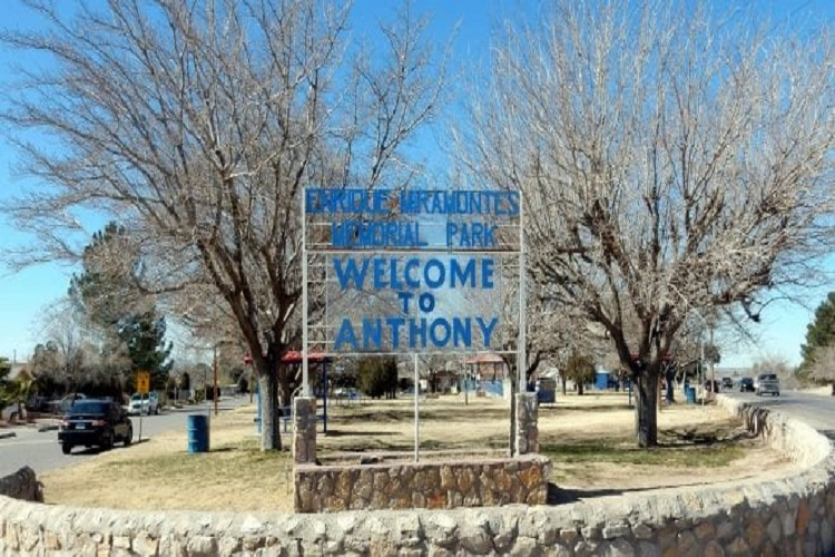 Town of Anthony, TX
