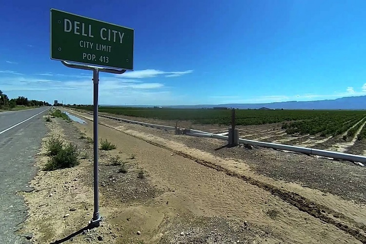 Town of Dell City