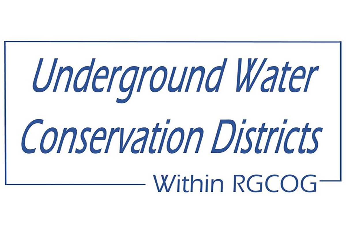 Underground Water Conservation Districts